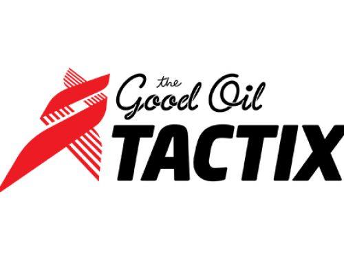 Tactix Netball